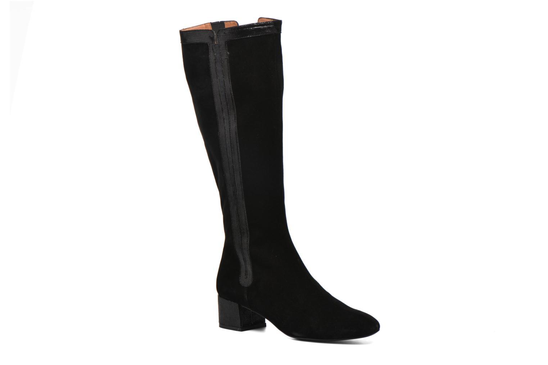 Stiefel Made by SARENZA Glamatomic #2 schwarz ansicht von rechts