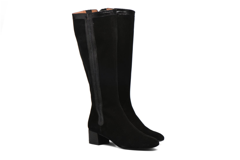 Laarzen Made by SARENZA Glamatomic #2 Zwart achterkant