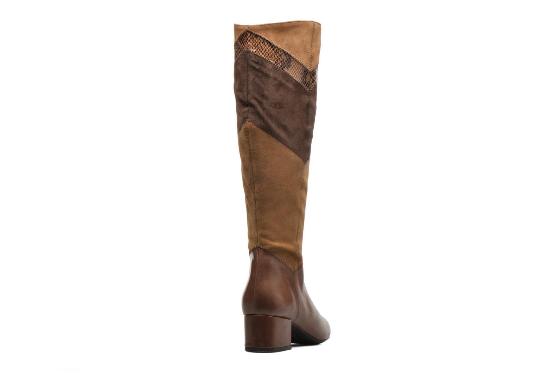Laarzen Made by SARENZA See Ya Topanga #13 Bruin voorkant