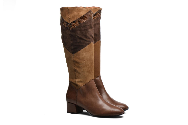Boots & wellies Made by SARENZA See Ya Topanga #13 Brown back view