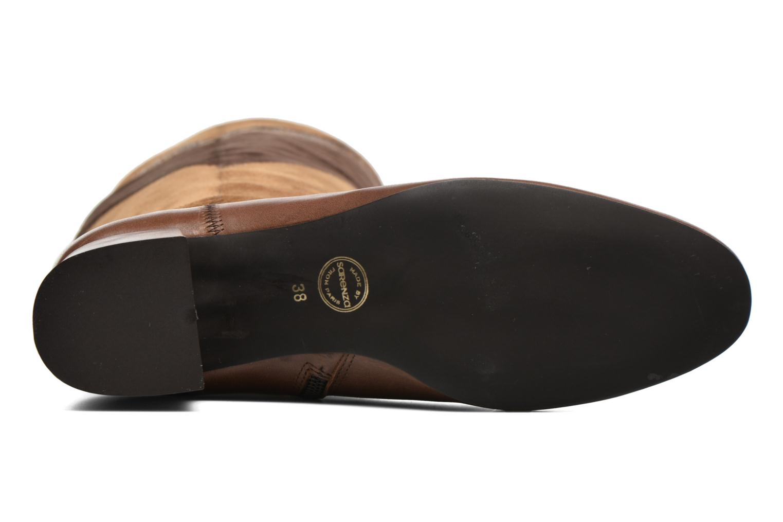Laarzen Made by SARENZA See Ya Topanga #13 Bruin boven