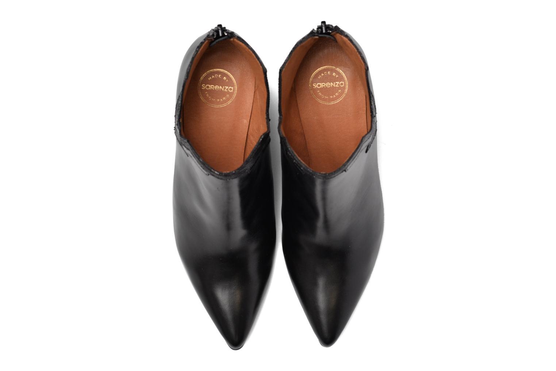 Stiefeletten & Boots Made by SARENZA Glamatomic #3 schwarz schuhe getragen