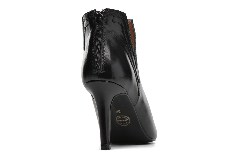 Bottines et boots Made by SARENZA Glamatomic #3 Noir vue face