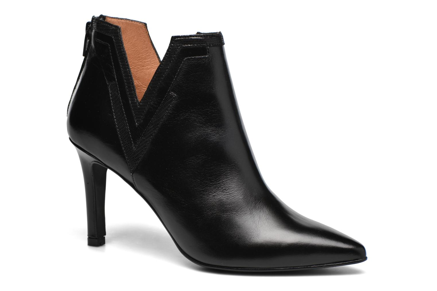 Ankle boots Made by SARENZA Glamatomic #3 Black view from the right
