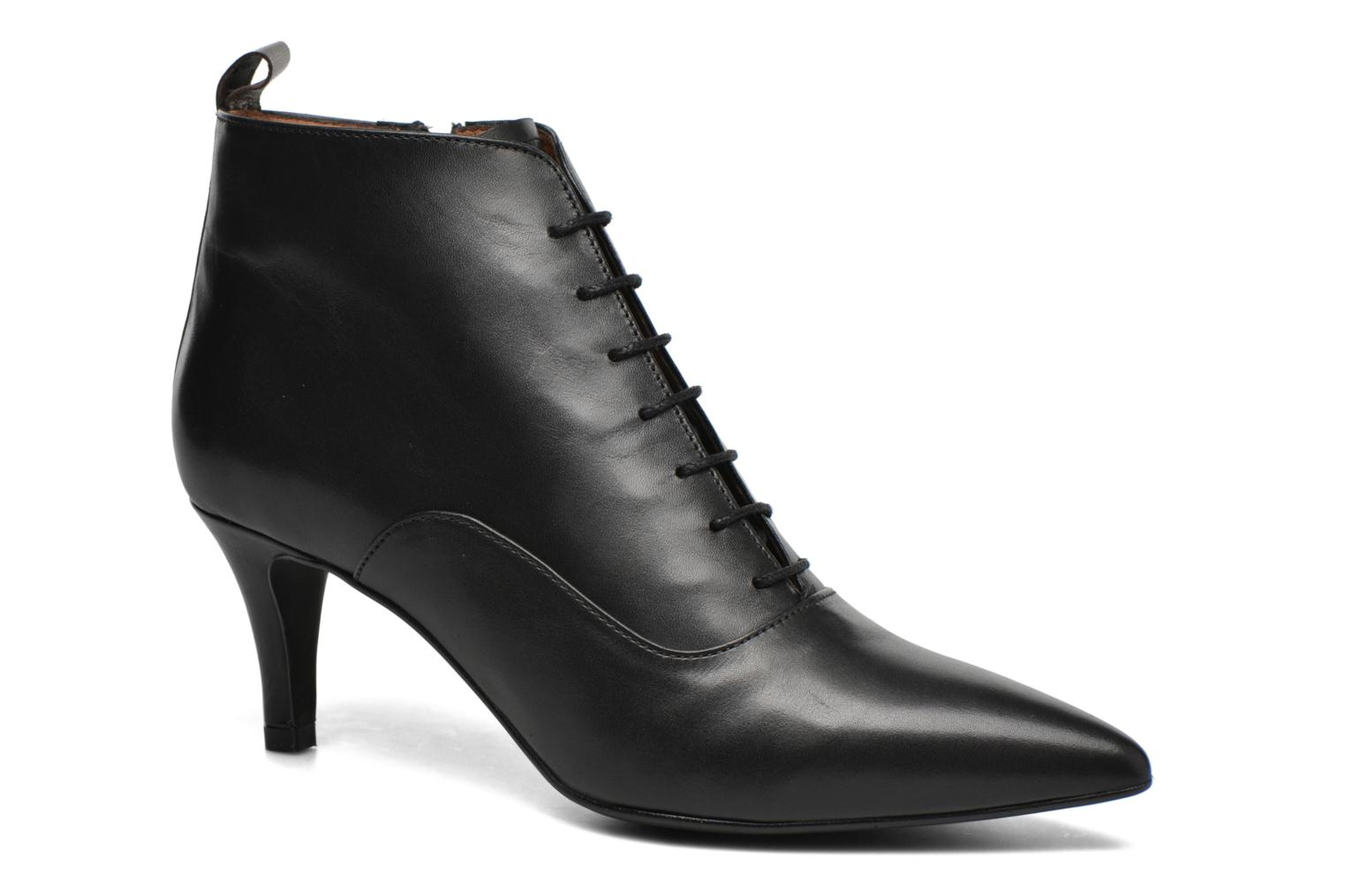 Ankle boots Made by SARENZA See Ya Topanga #6 Black view from the right