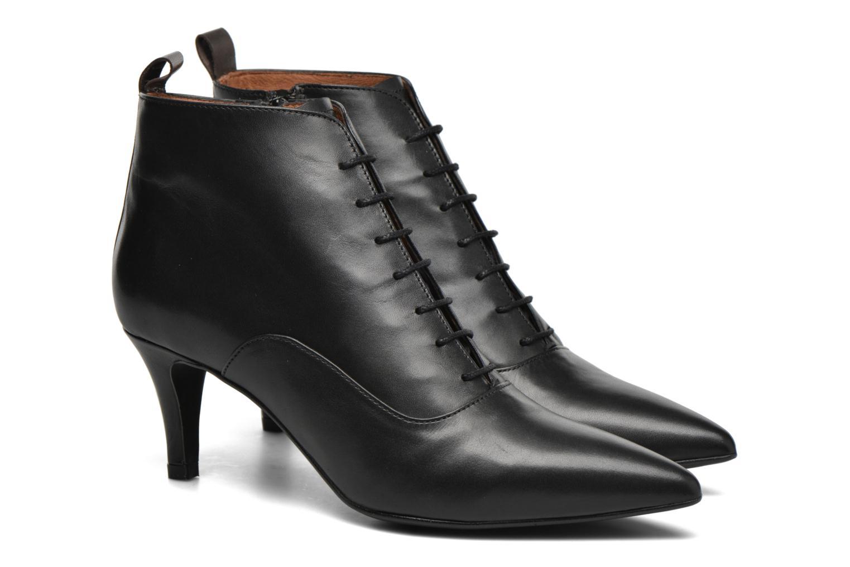 Bottines et boots Made by SARENZA See Ya Topanga #6 Noir vue derrière