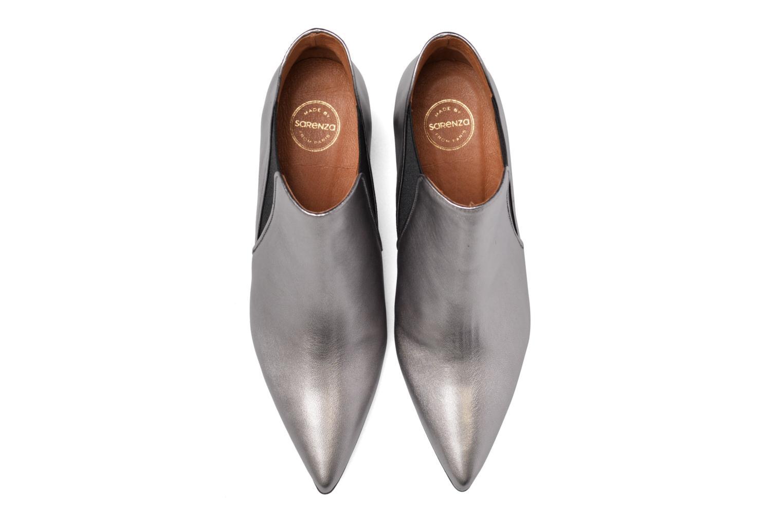 Boots en enkellaarsjes Made by SARENZA Glamatomic #7 Zilver model