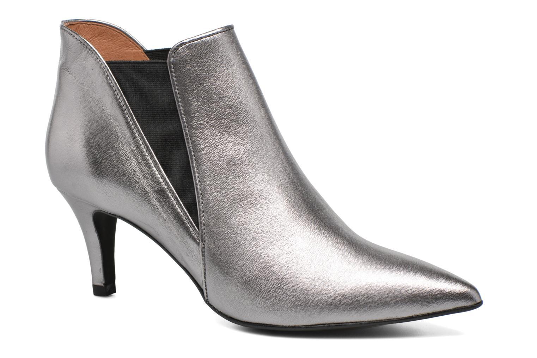 Bottines et boots Made by SARENZA Glamatomic #7 Argent vue droite