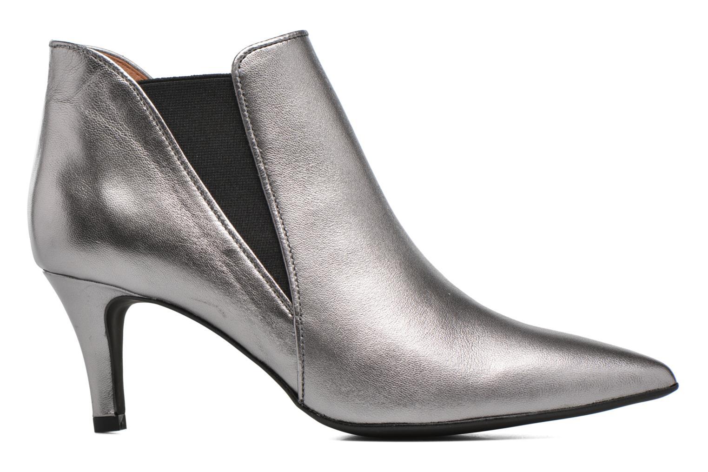 Boots en enkellaarsjes Made by SARENZA Glamatomic #7 Zilver detail