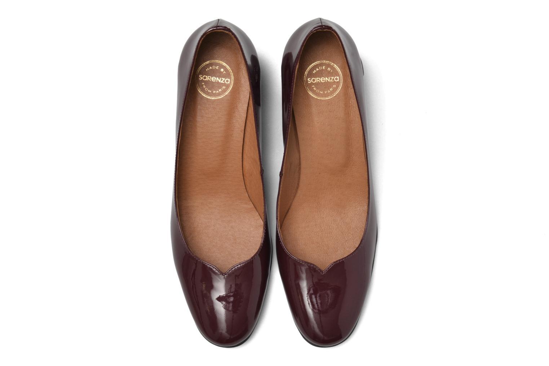 Zapatos de tacón Made by SARENZA Notting Heels #2 Vino vista del modelo