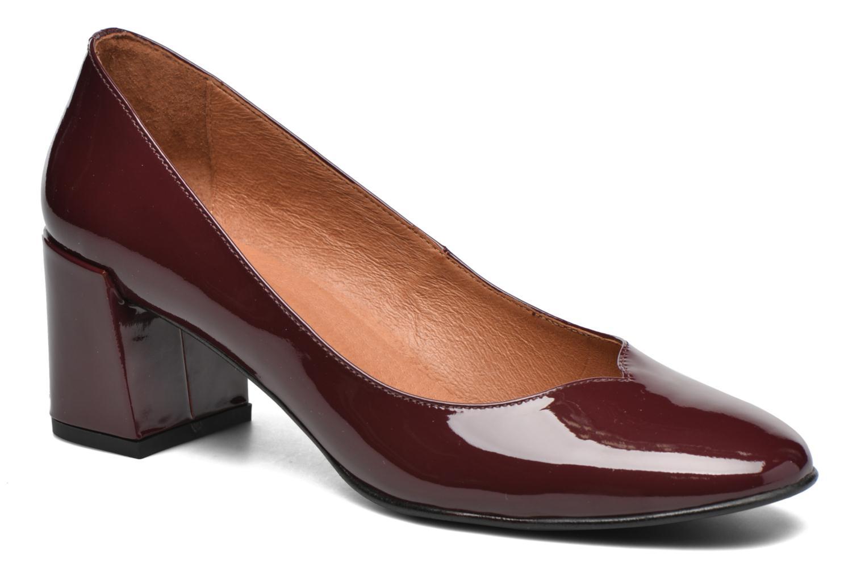 Escarpins Made by SARENZA Notting Heels #2 Bordeaux vue droite