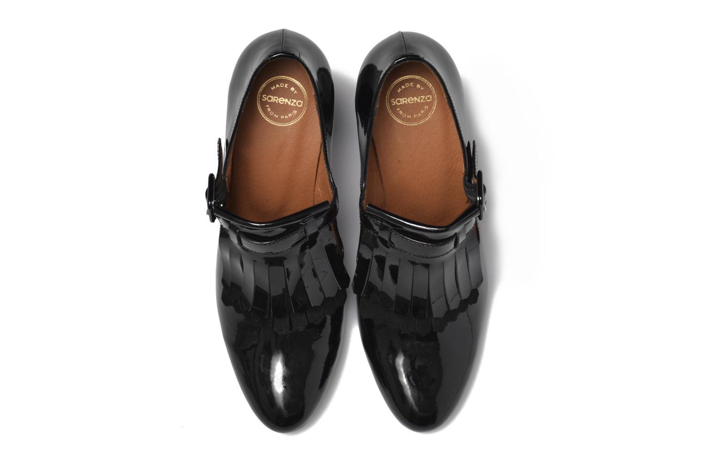 Notting Heels #7 Verniz noir + Murças noir