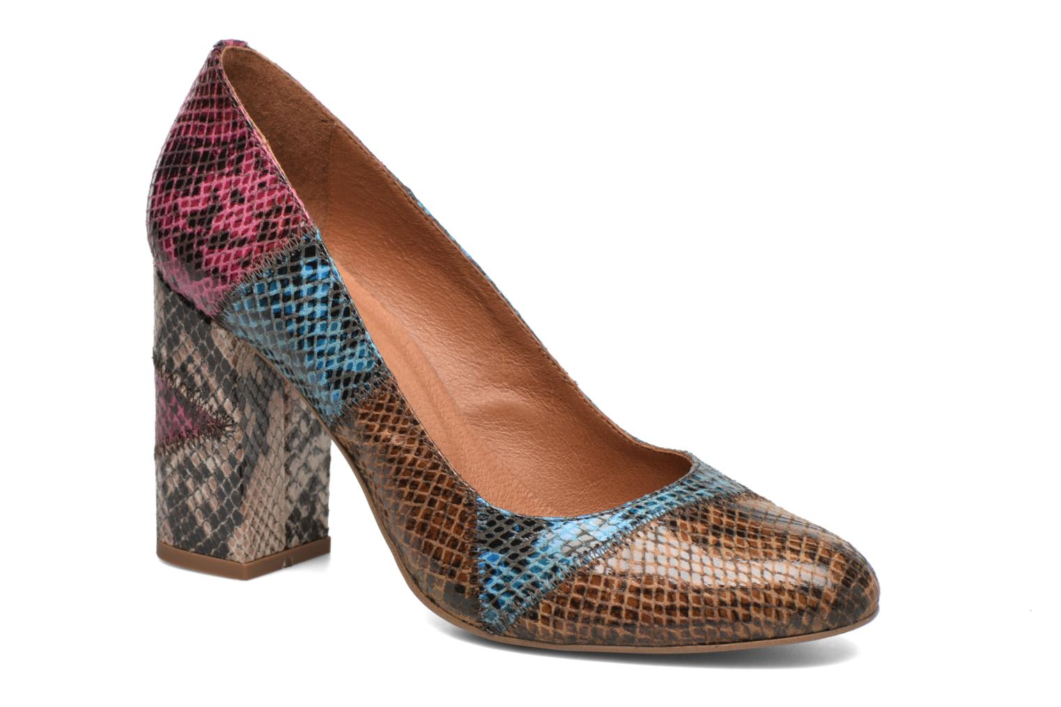 High heels Made by SARENZA My Talon Is Rich #3 Multicolor view from the right