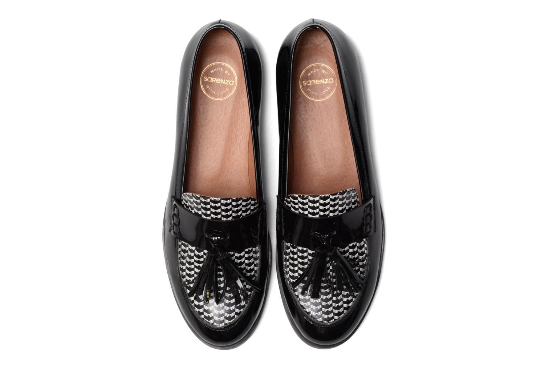 Mocassins Made by SARENZA Partygloo #10 Noir vue portées chaussures