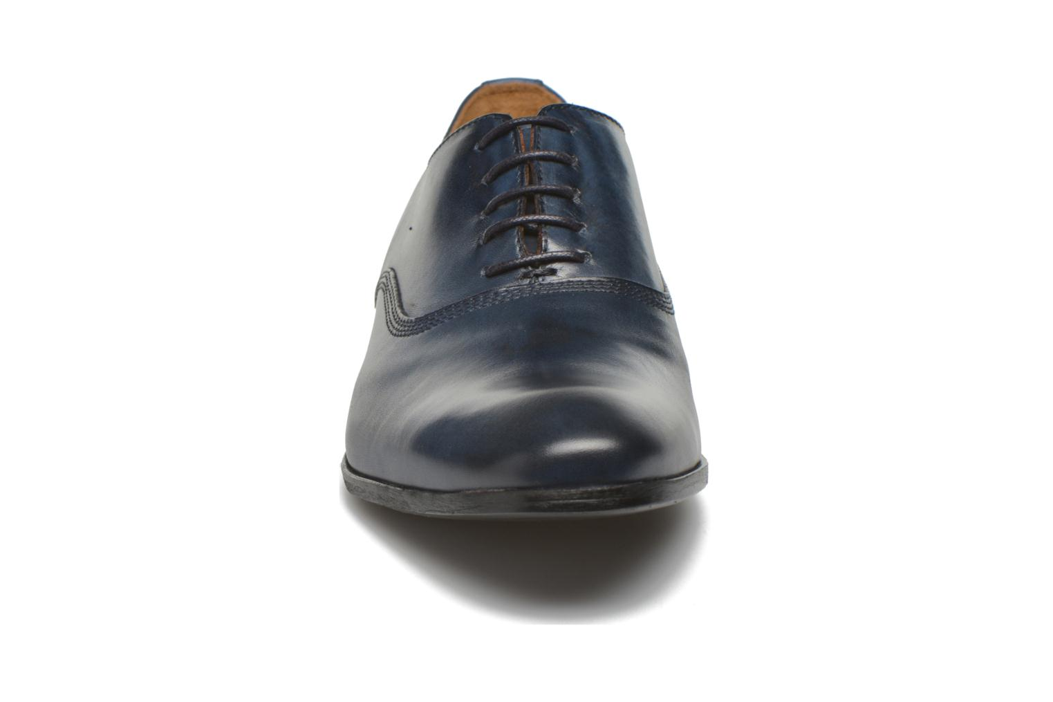 Lace-up shoes Marvin&co Newry Blue model view