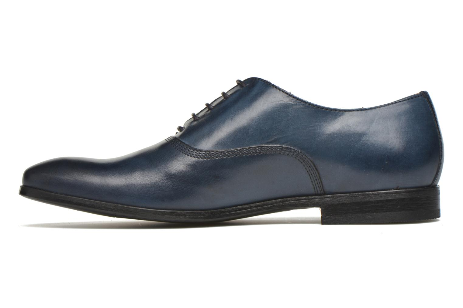 Lace-up shoes Marvin&co Newry Blue front view