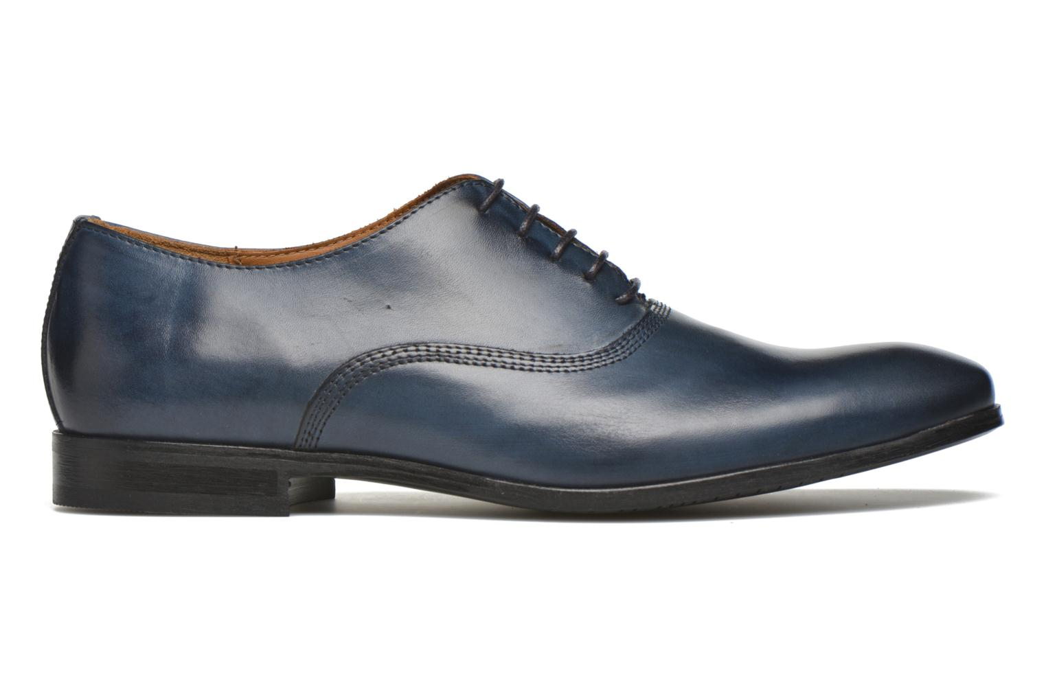 Lace-up shoes Marvin&co Newry Blue back view