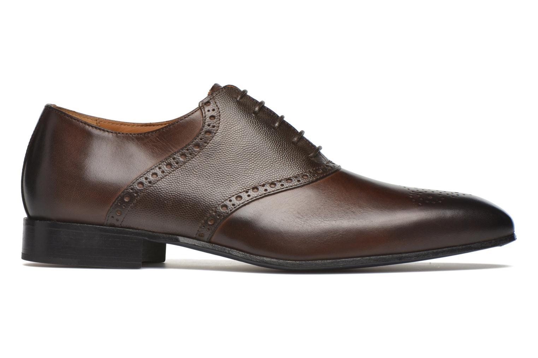 Zapatos con cordones Marvin&Co Newquay Marrón vistra trasera