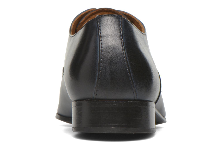 Chaussures à lacets Marvin&Co Norwich Bleu vue droite