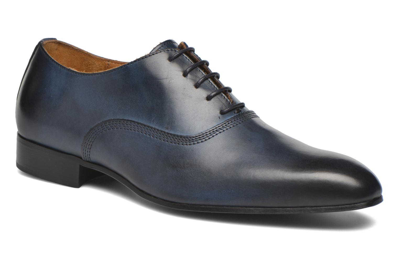 Marvin&Co Norwich (Bleu) - Chaussures à lacets chez Sarenza (266663)