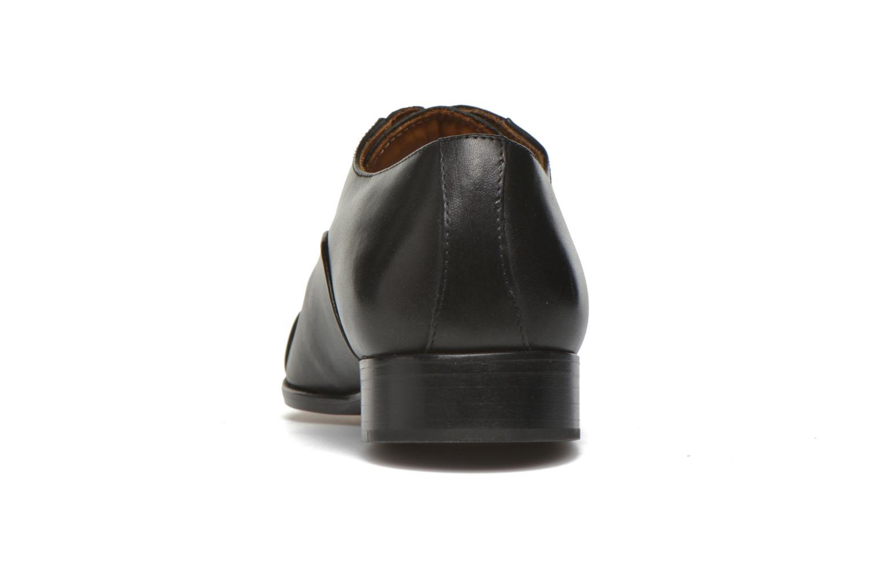 Scarpe con lacci Marvin&Co Norwood Nero immagine destra