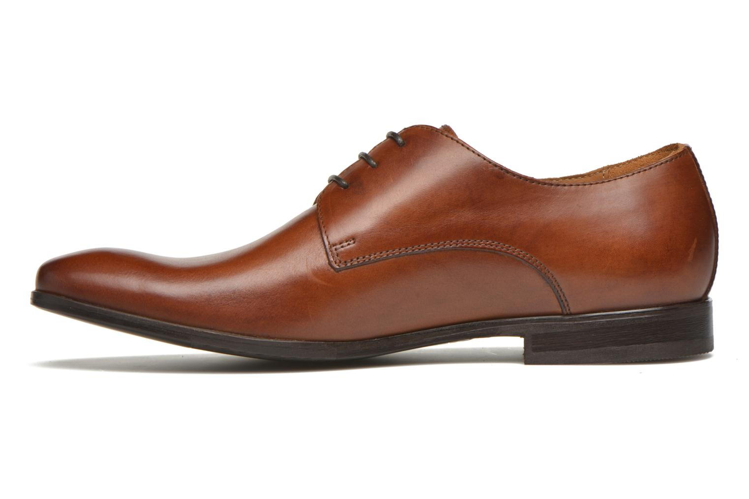 Lace-up shoes Marvin&co Nailsworth Brown front view