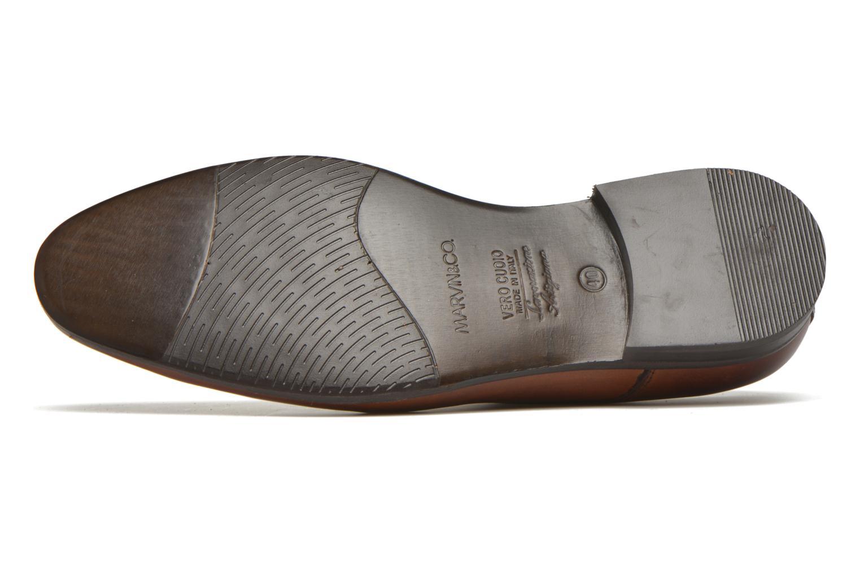 Chaussures à lacets Marvin&Co Nailsworth Marron vue haut