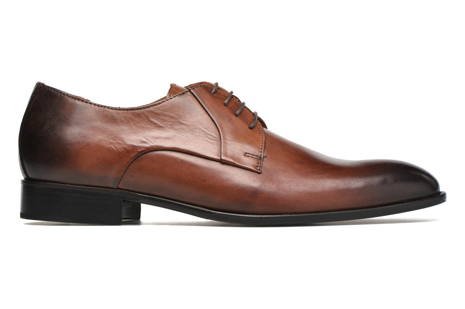 Lace-up shoes Marvin&co Needham Brown back view