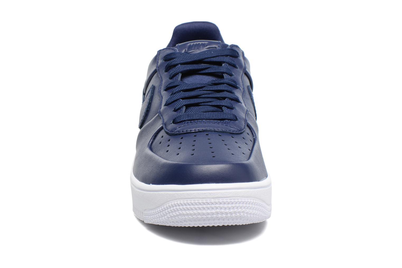 Air Force 1 Ultraforce Lthr Binary Blue/Binary Blue-White