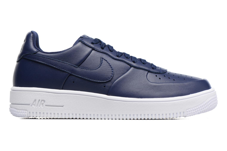Baskets Nike Air Force 1 Ultraforce Lthr Bleu vue derrière
