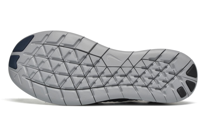 Chaussures de sport Nike Nike Free Rn Flyknit Gris vue haut