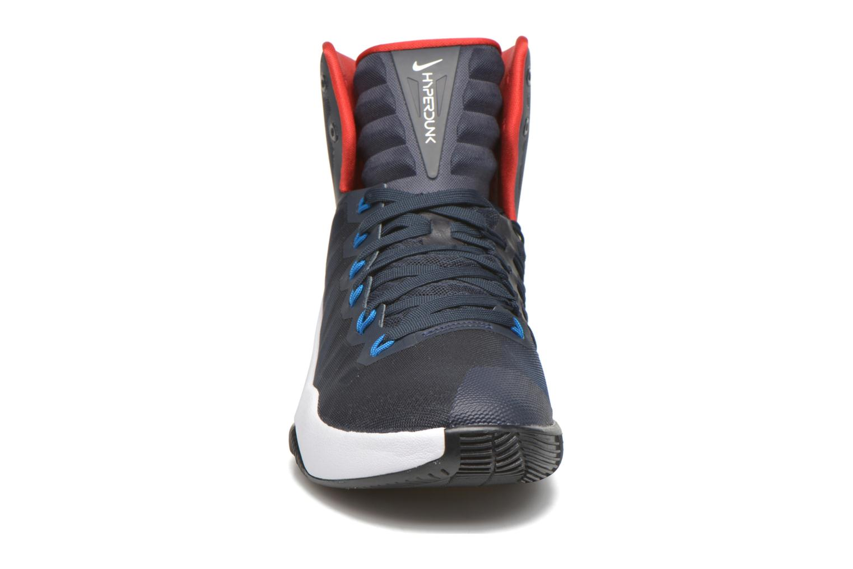 Sportschuhe Nike Nike Hyperdunk 2016 blau schuhe getragen