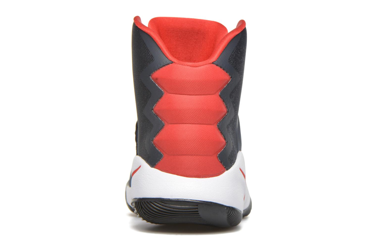 Sport shoes Nike Nike Hyperdunk 2016 Blue view from the right