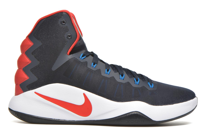 Sport shoes Nike Nike Hyperdunk 2016 Blue back view