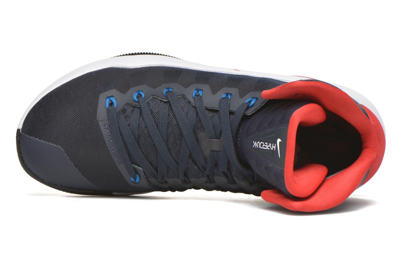 Sportschuhe Nike Nike Hyperdunk 2016 blau ansicht von links