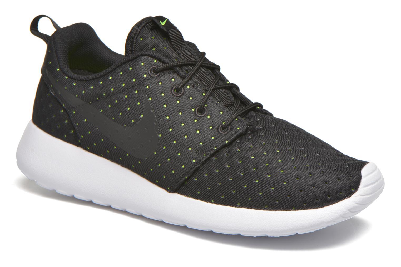 Baskets Nike Nike Roshe One Se Noir vue détail/paire