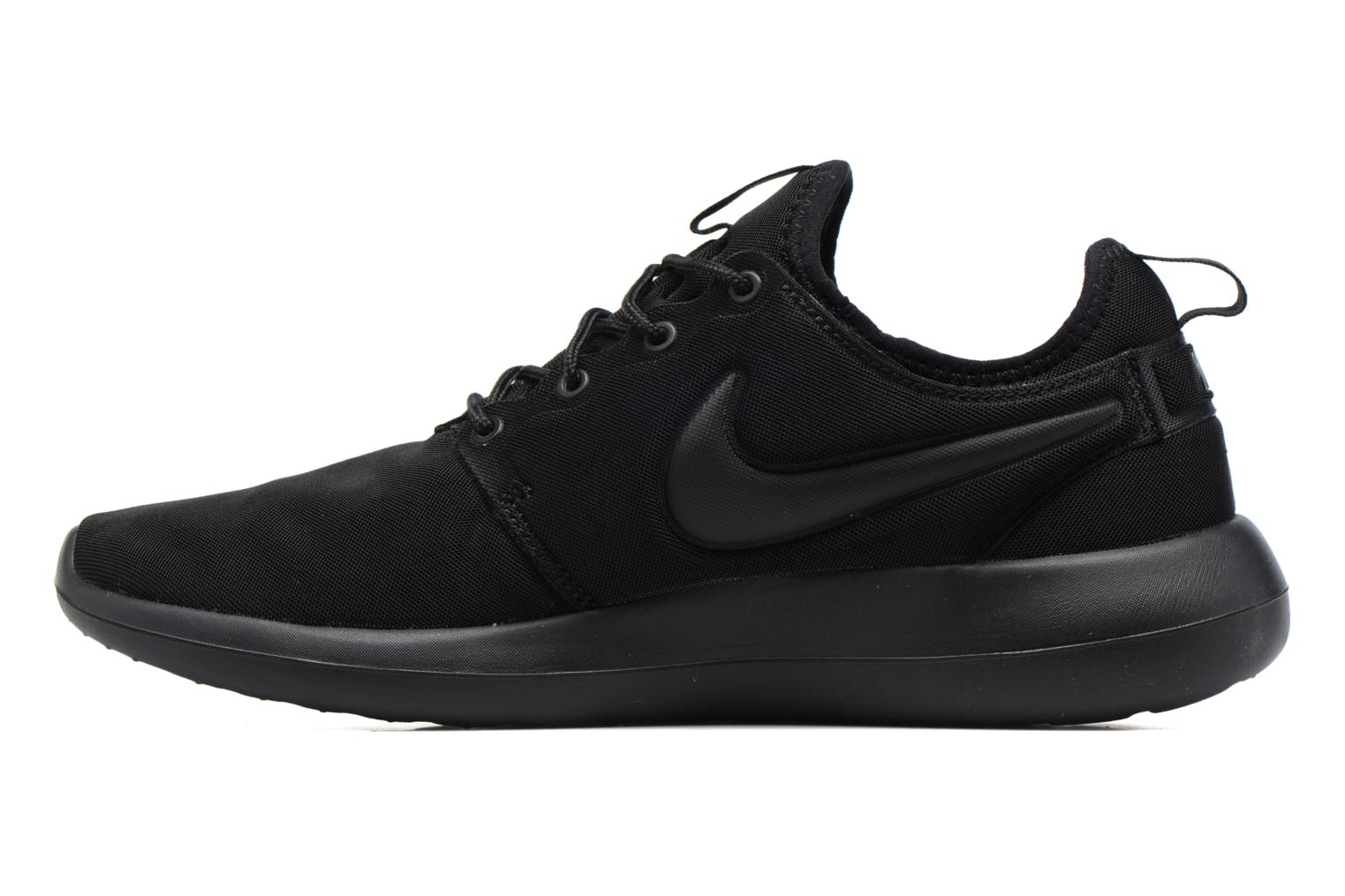 Trainers Nike Nike Roshe Two Black front view
