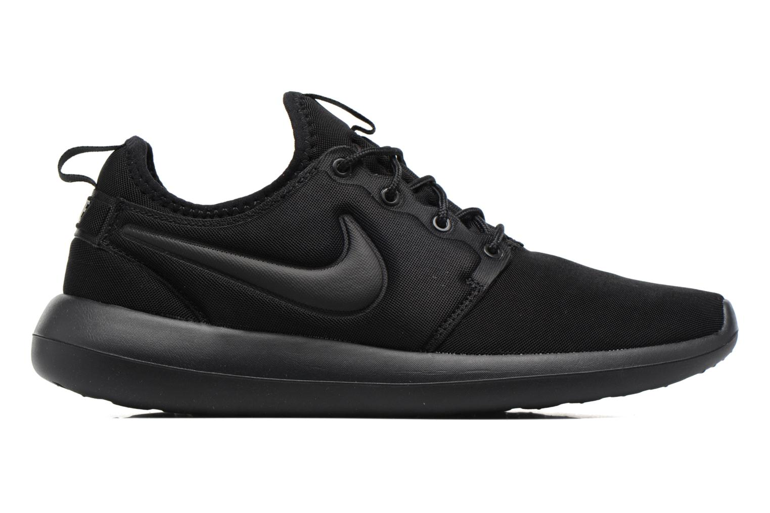 Trainers Nike Nike Roshe Two Black back view