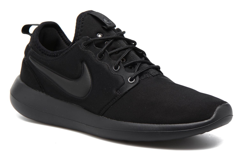 Baskets Nike Nike Roshe Two Noir vue détail/paire