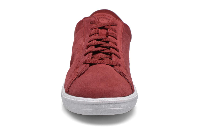 Sneaker Nike Tennis Classic Cs Suede weinrot schuhe getragen