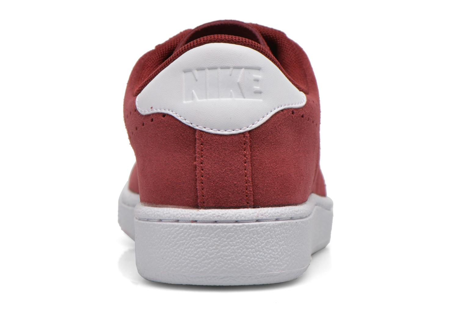 Tennis Classic Cs Suede Team Red/Team Red-White