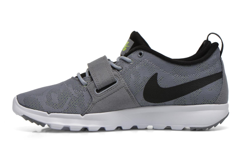 Sportschuhe Nike Trainerendor grau ansicht von vorne