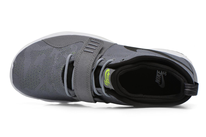 Sportschuhe Nike Trainerendor grau ansicht von links