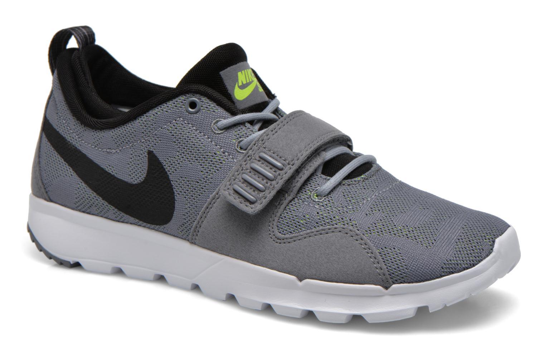 Trainerendor Cool Grey/Black-White-Volt