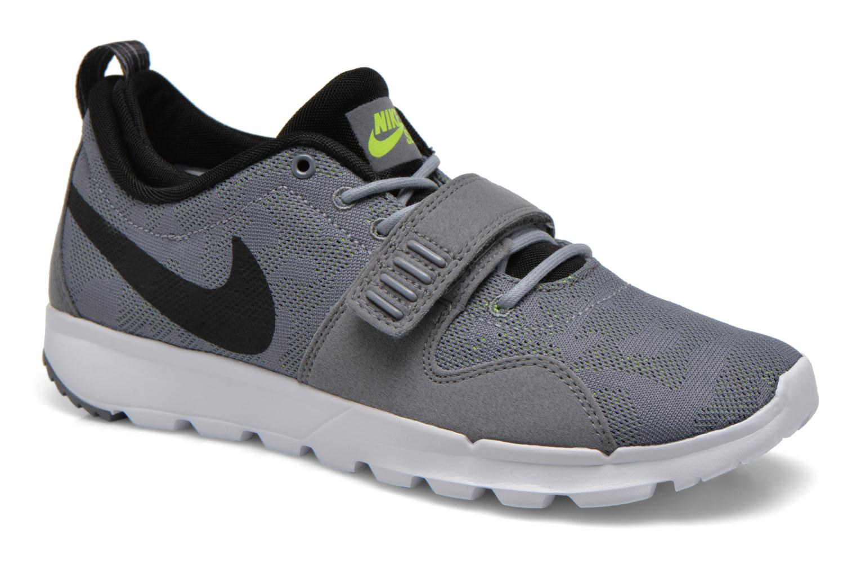 Sportschuhe Nike Trainerendor grau detaillierte ansicht/modell