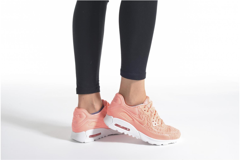 Sneakers Nike W Air Max 90 Ultra Plush Rosa immagine dal basso