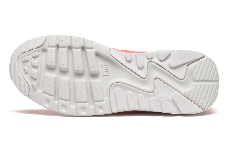 Baskets Nike W Air Max 90 Ultra Plush Rose vue haut