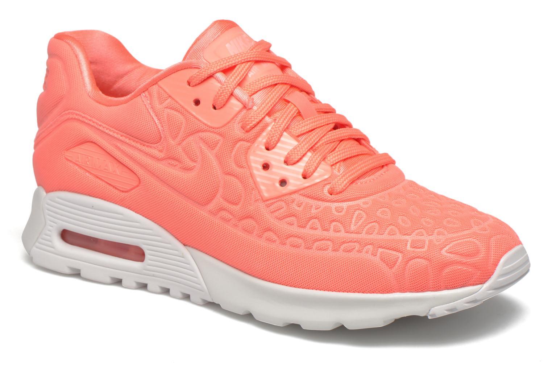 Sneakers Nike W Air Max 90 Ultra Plush Pink detaljeret billede af skoene