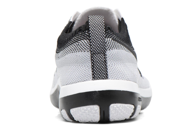 W Nike Free Tr Focus Flyknit White/black