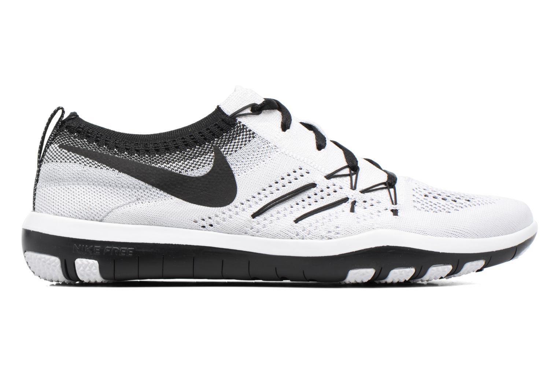 Chaussures de sport Nike W Nike Free Tr Focus Flyknit Blanc vue derrière